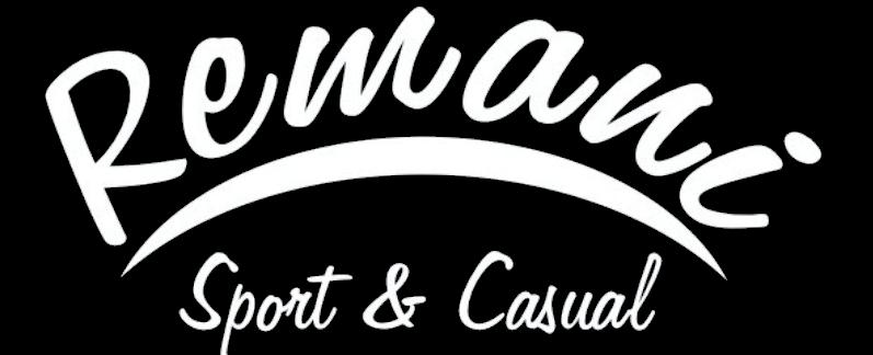 Logo Remani - Casual en Sport - Noord Amsterdam